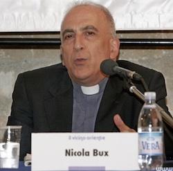 Monseigneur Nicola Bux Nicola-bux