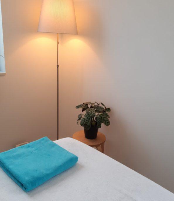 kleinschalige massagepraktijk in Antwerpen