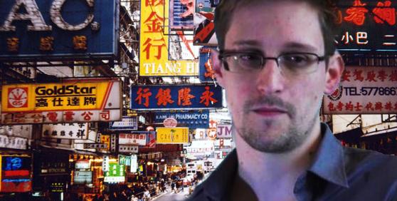 Edward Snowden aka Hong Kong Phoey