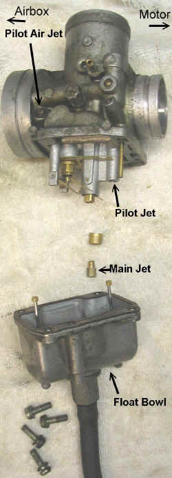 need help adjusting carb  ATVConnection ATV Enthusiast Community