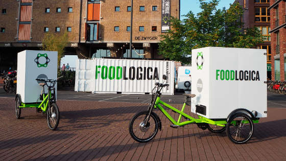 RIPPL #2: FoodLogica – Last Mile Food Delivery