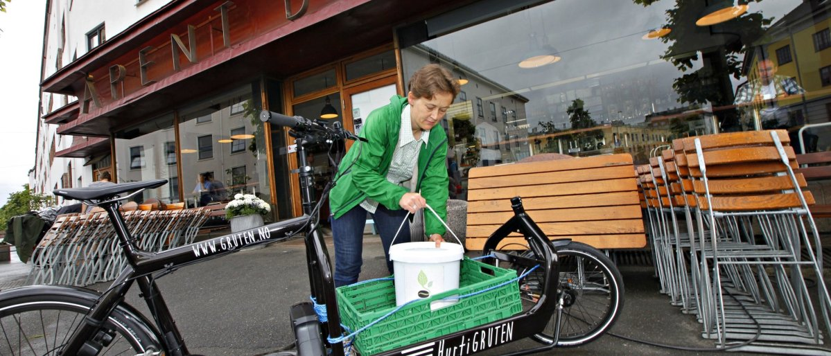 RIPPL #23: Gruten – turning coffee waste into soap… and how bikes are involved…