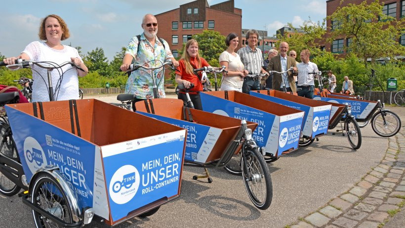 RIPPL #26: TINK – Affordable Cargo Bike Sharing in Germany