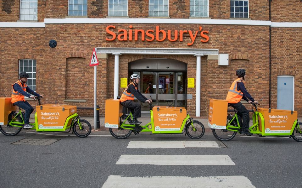 RIPPL #45: Sainsbury's – back in the saddle after 60 years