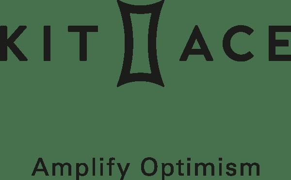 Kit and Ace Amplify Optimism Logo
