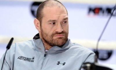 Tyson Fury backs Joseph Parker to beat Anthony Joshua