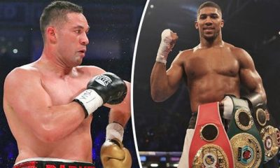 Anthony Joshua faces Joseph Parker in March