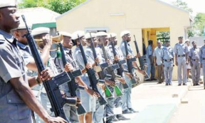 Customs officers chase smuggler, shoot bus conductor dead
