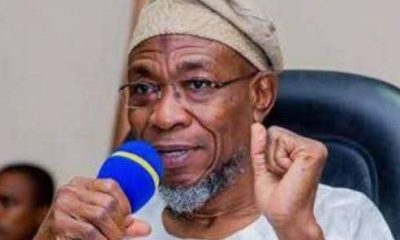 Nigeria on the brink of another civil war —Aregbesola