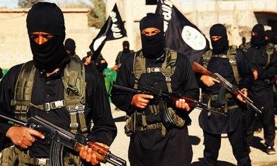 ISIS declares war on Hamas for failing to stop Trump's Jerusalem declaration
