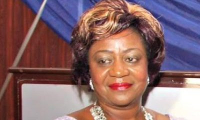 Buhari's aide suspects Patience Jonathan is brain behind Niger Delta Avengers