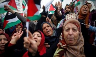 Palestine describes plans by US to open its embassy in Jerusalem as a 'provocation to Arabs'