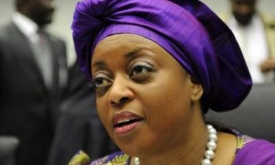 Court orders permanent forfeiture of more properties linked to Diezani