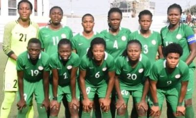 Super Falcons maintain perfect start at ​WAFU
