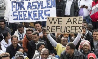 Protests erupt against Israel's plans to forcibly expel African asylum seekers
