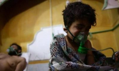 N'Korea 'providing materials to Syria chemical weapons factories', UN experts say