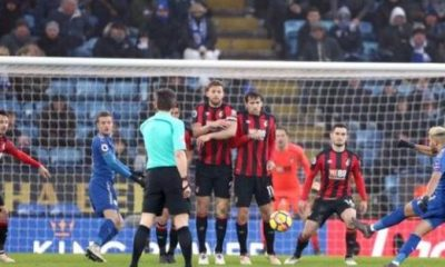 Ndidi, Iheanacho in play as Mahrez rescues Leicester; Spurs ease past Huddersfield