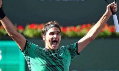 Federer reaches Indian Wells quarter-finals