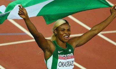 Okagbare breaks 200m African record