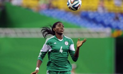 17 Falcons invited for France friendly; Oshoala missing