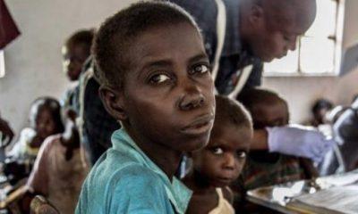 DRC: 2 million children at risk of starvation, UN says
