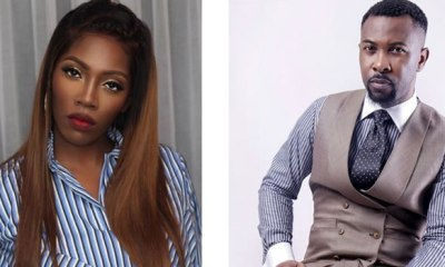 After divorce moves, Tiwa Savage sparks dating rumours with Ruggedman