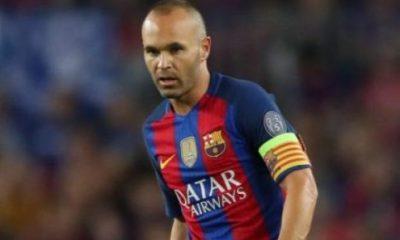 Iniesta rues Barca's Champions League exit