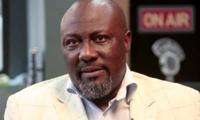 Low turn-out trails verification of signatures for recall of Melaye