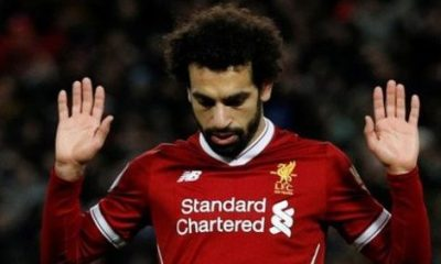 Salah shines, set goals records as Liverpool thrash Roma in UCL semi