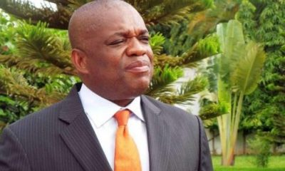 Fayose warns ex-Gov Kalu to stay away from Ekiti