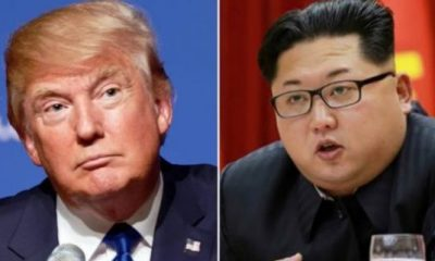 CIA chief in secret meeting with North Korean President
