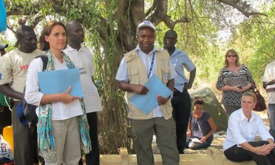 UN raises the alarm over 10 missing aid workers in South Sudan