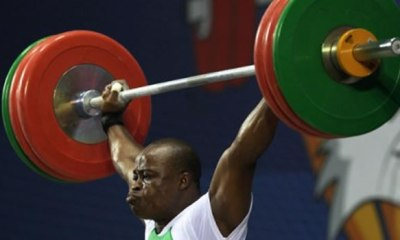 Nigeria's para-powerlifters win three golds, two silvers at C'wealth Games
