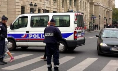 PARIS: Knife wielding man kills 1, injures many