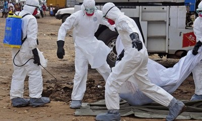 Two new Ebola deaths, 7 more cases confirmed by DRC health ministry