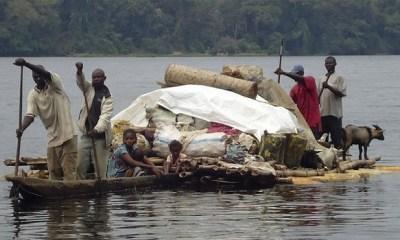 50 feared dead in DRC boat mishap