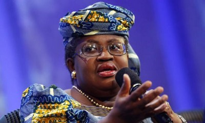 Ex-minister Okonjo-Iweala clarifies bribe for budget controversy