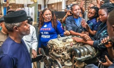 What govt plans to achieve with N-Power —Osinbajo