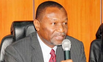 Nigerian govt admits nation in debt distress