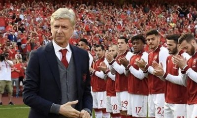 'More than a game' - Iwobi relishes Arsenal's 5-0 win, hails Wenger