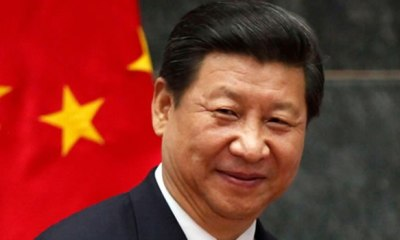 FORBES: China's President Xi displaces Russia's Putin as world's most powerful man