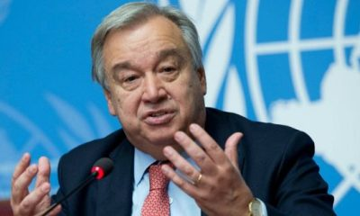 UN chief expresses worry over Kaduna killings