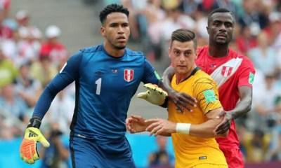Peru beat Australia