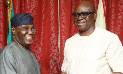 EKITI 2018: Atiku asks APC to prepare for defeat as Fayose calls for observers from 'all over the world'