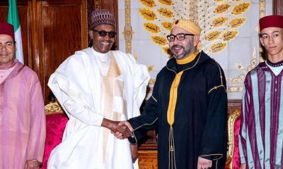 Nigeria signs agreement to supply gas to Morocco, W/African countries