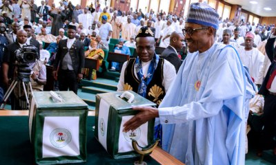 REVIEW... 215 days after, where is Nigeria's 2018 Budget?