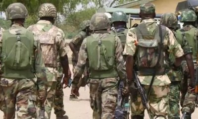 ZAMFARA: Soldiers kill 20 armed bandits, arrest 3