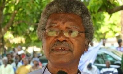 Tell Buhari govt herdsmen killings must stop, or else… –Unongo