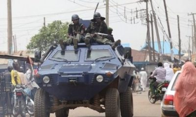 EKITI 2018: Over 20,000 security personnel to be deployed— IGP Idris