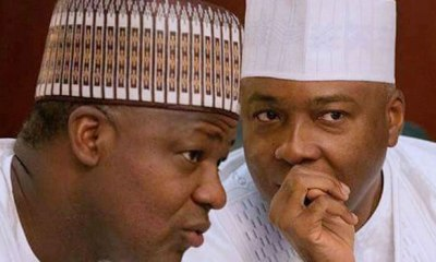 Saraki, Dogara cancel meeting to discuss Buhari's supplementary budget